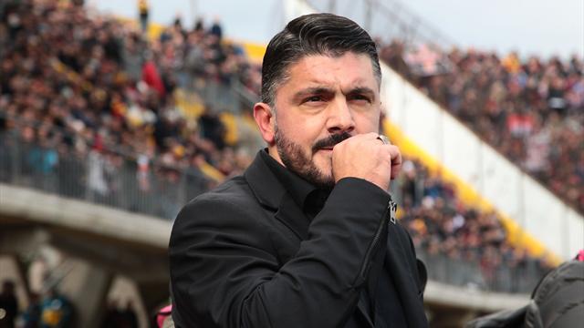 """Gattuso: """"Guai sottovalutare il Ludogorets, sto vivendo un sogno. Non sarà un peso per il Milan"""""""