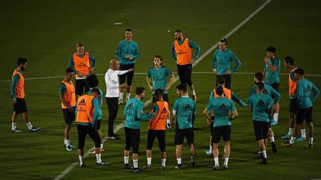 Romarinho dice que enfrentarse a Real Madrid es muy importante para Emiratos