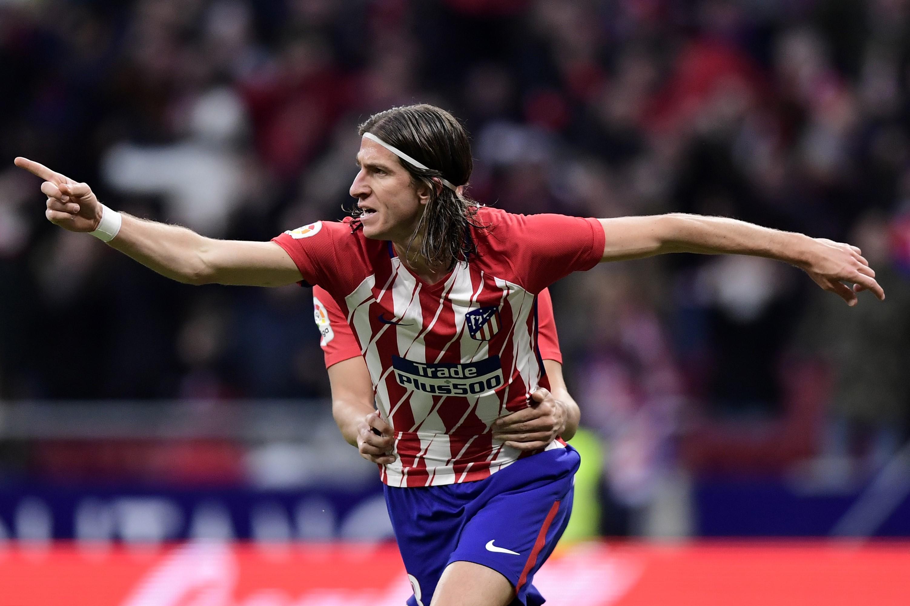 Филипе Луис («Атлетико Мадрид»)