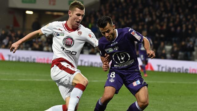Toulouse enfonce Bordeaux et rejoint les quarts