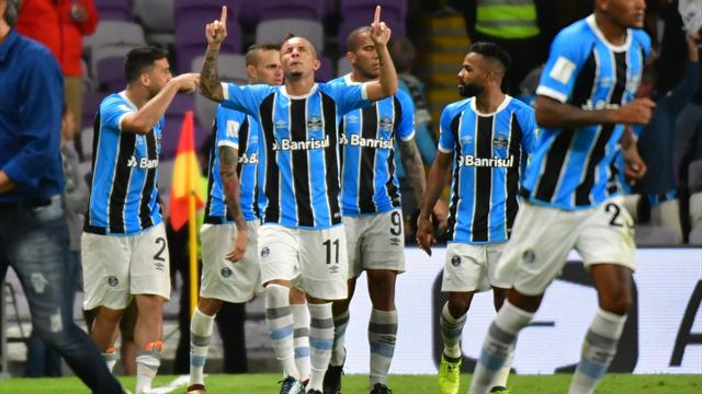 Mondiale per Club, Gremio batte Pachuca ai supplementari e va in finale