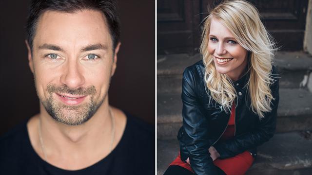 Marco Schreyl und Julia Kleine moderieren Olympia-Show zur Prime-Time bei Eurosport und TLC