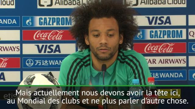 """Marcelo sur le PSG : """"C'est une bonne chose de jouer contre les meilleures équipes"""""""