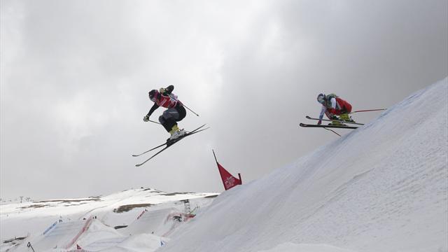 Swedish duo reign supreme after Arosa snowfall