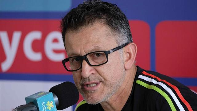 Osorio dice que tiene casi definido el equipo mexicano que llevará al Mundial