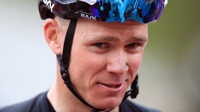 Chris Froome: UCI 'Right' To Ask Questions Over Failed Test Result