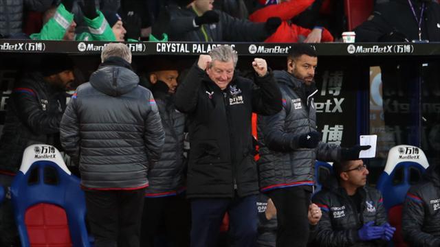 Watford boss Silva furious at Crystal Palace capitulation