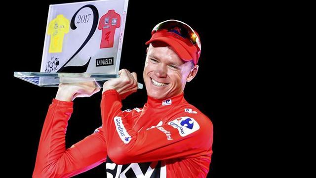 El Giro de Italia espera noticias sobre el positivo de Froome
