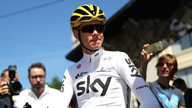 L'UCI souhaitait que Froome soit suspendu par Sky