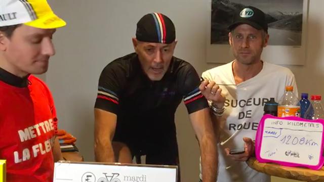 Philippe Dieumegard tente un record du monde totalement fou !