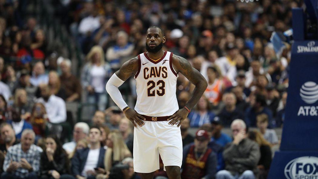43fcda1b52f9 Eté 2018   quelle destination pour LeBron James   - NBA 2017-2018 -  Basketball - Eurosport
