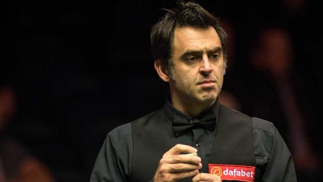 O'Sullivan pockets four frames in 40 minutes to reach World Grand Prix final
