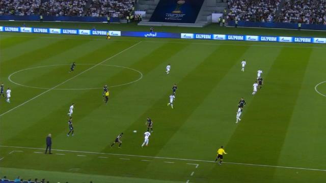 Contrôle orienté puis frappe, Ronaldo a régalé pour égaliser