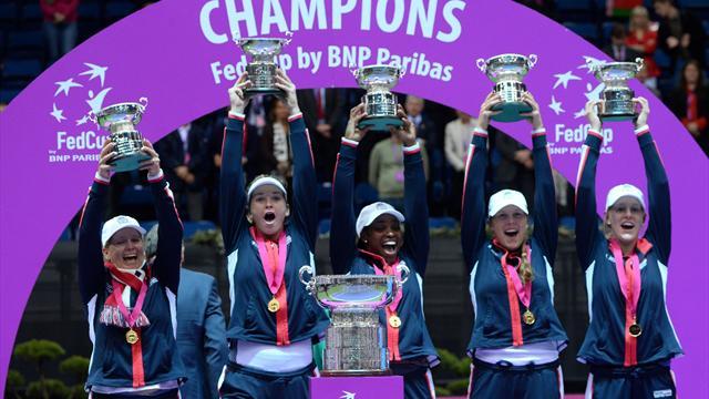 Rivoluzione mancata in Fed Cup: tie break al terzo set e 5 convocate le uniche novità