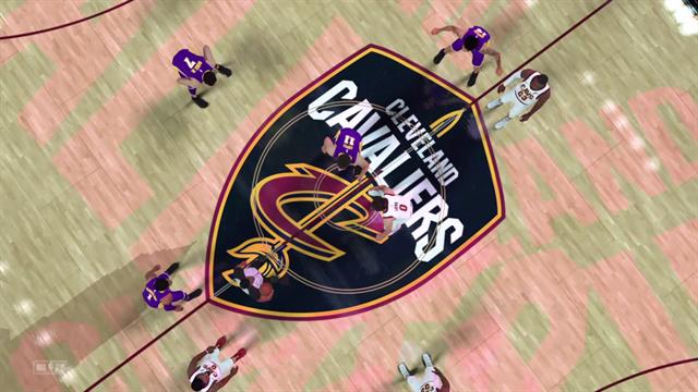 NBA Virtual: Así ha quedado el Cavaliers-Lakers