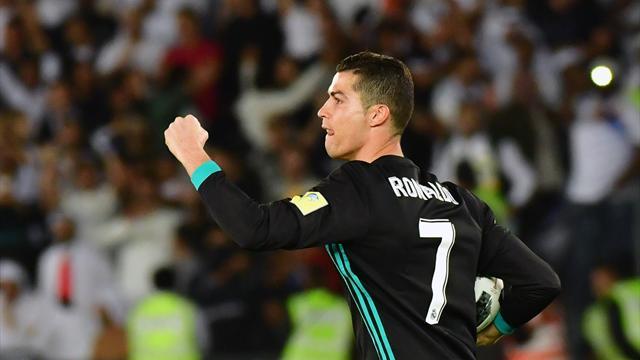 Роналду опередил Месси и стал лучшим бомбардиром в истории Клубного чемпионата мира