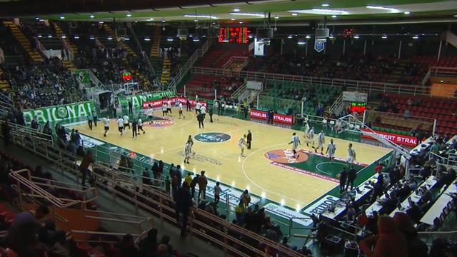 Highlights: Sidigas Avellino-Besiktas Sompo Japan 90-74