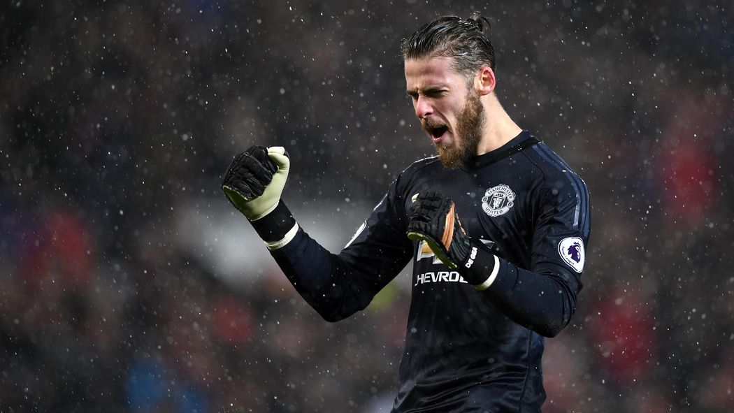 854adca71 Mourinho  Manchester United have to keep hold of David de Gea ...