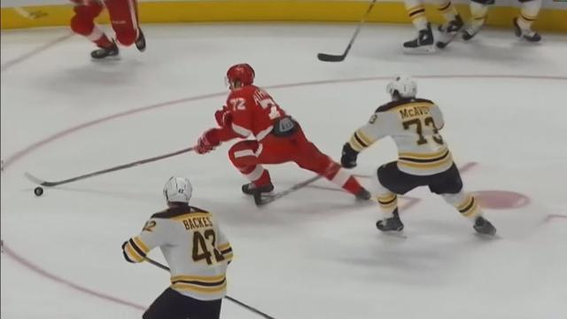 Как перевернуть матч за полторы минуты до серены: гайд от «Бостона»