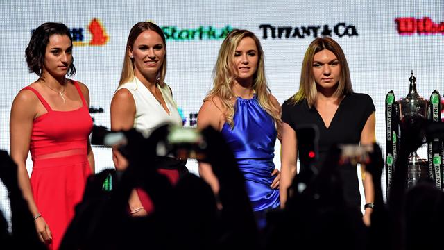 Garcia, Wozniacki, Svitolina, Halep… : le Top 10 des matches WTA qui nous ont marqués