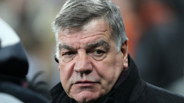 Everton boss Allardyce reveals his January transfer window plans