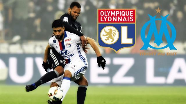 Lopes ou Mandanda ? Mariano ou Germain ? Concoctez votre Olympique ultime avant Lyon-Marseille