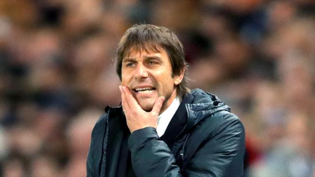 Conte on Chelsea future: Anything is possible