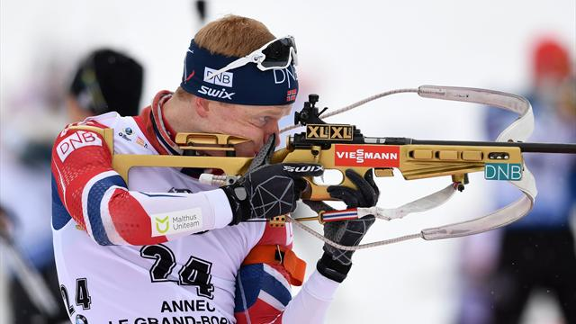 Regardez la coupe du monde de biathlon oberhof en direct - Classement coupe du monde de biathlon ...