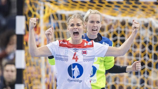 Norge til finale etter maktdemonstrasjon
