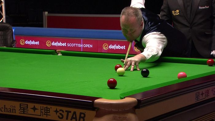 Ronnie O'Sullivan on Scottish Open exit: John Higgins is the perfect