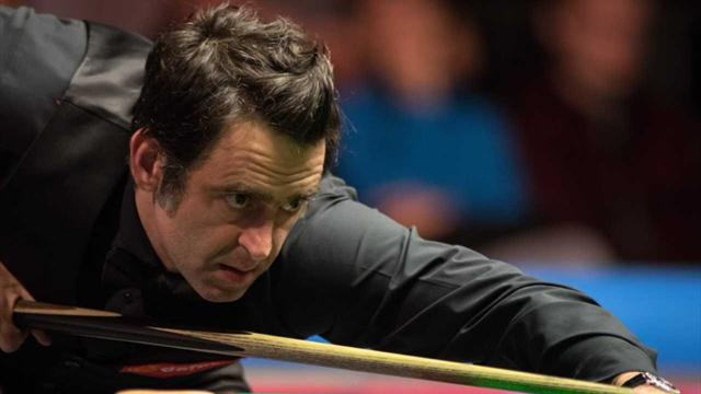 O'Sullivan on Scottish Open exit: Higgins is the perfect player