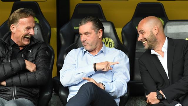 """Götz über den BVB: """"Bosz-Verpflichtung hat verwundert"""""""