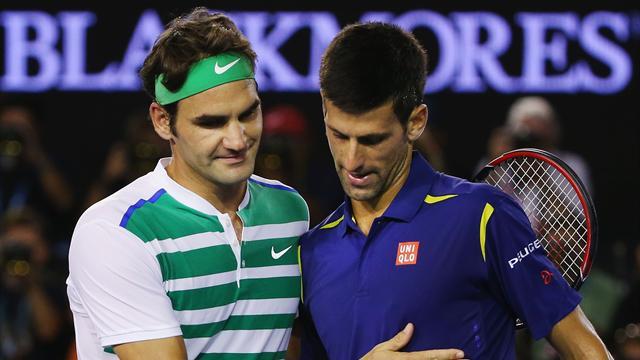 Federer - Djokovic, le retour d'une rivalité historique