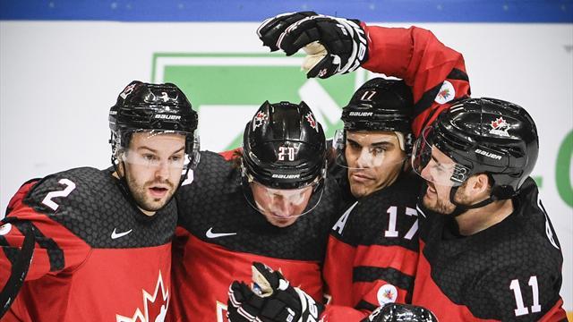 Канада назвала состав на Олимпийские игры. В нем 13 хоккеистов из КХЛ