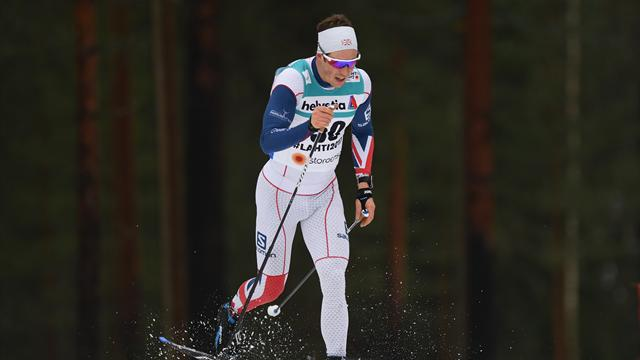 Britain's Musgrave takes brilliant third place in Toblach freestyle