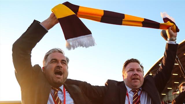 Bradford City - Wir kaufen einen Fußballclub (Teil 4): Aufstiegsfinale in Wembley
