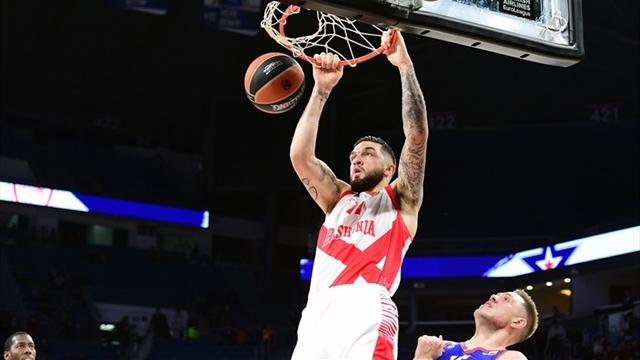 EuroLeague'de haftanın MVP'si Poirier
