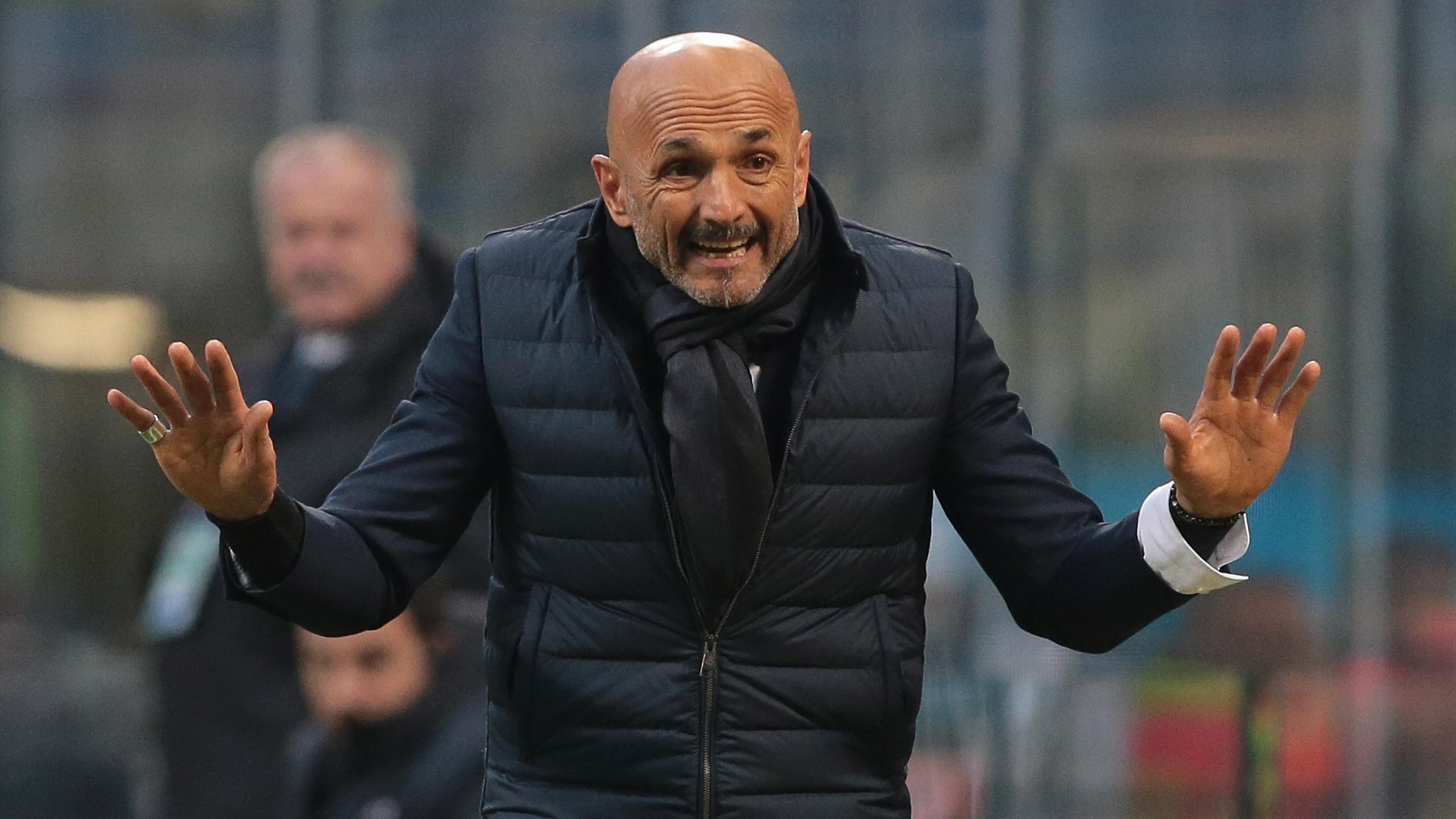 ИталиЯ футбол лучано спаллетти