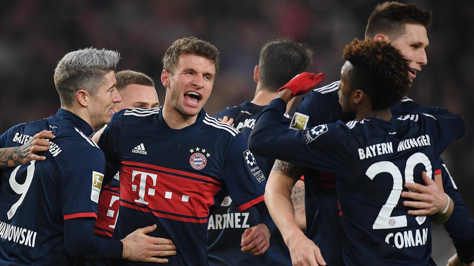 Le Bayern s'impose face à Stuttgart malgré l'arbitrage vidéo (0-1)