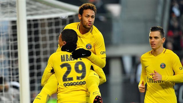 Marquinhos : «Neymar prend l'équipe en main»
