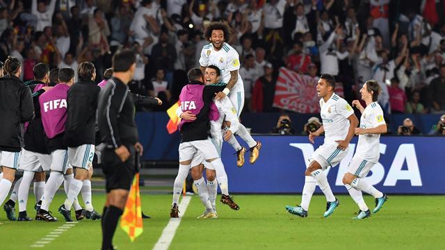 Un Ronaldo de gala et le Real Madrid reste sur le toit du monde