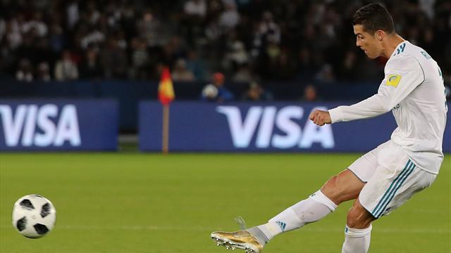 Le coup franc prodigieux (mais chanceux) de Ronaldo a offert le sacre au Real