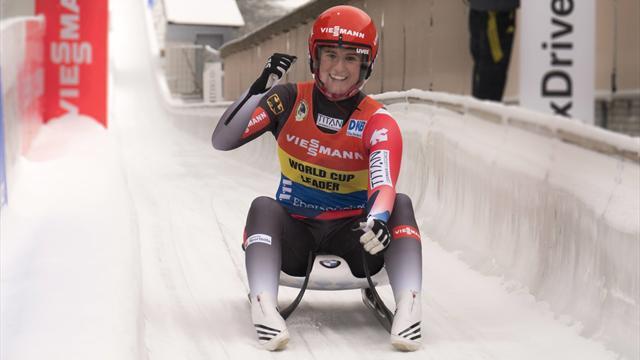 Natalie Geisenberger vola già nelle prove libere; molto bene Andrea Voetter