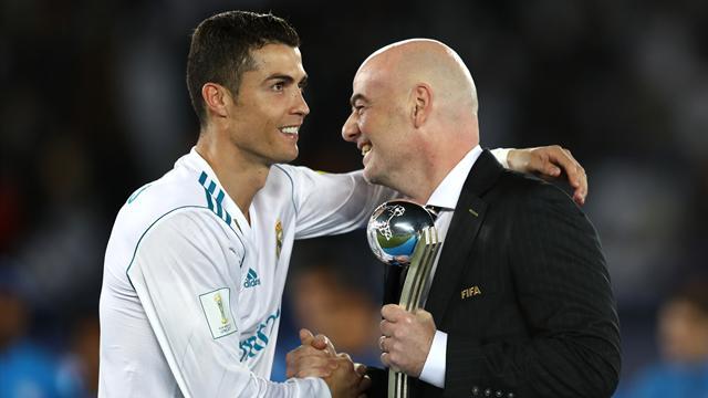 «Successeur de Di Stéfano», Ronaldo veut finir au Real