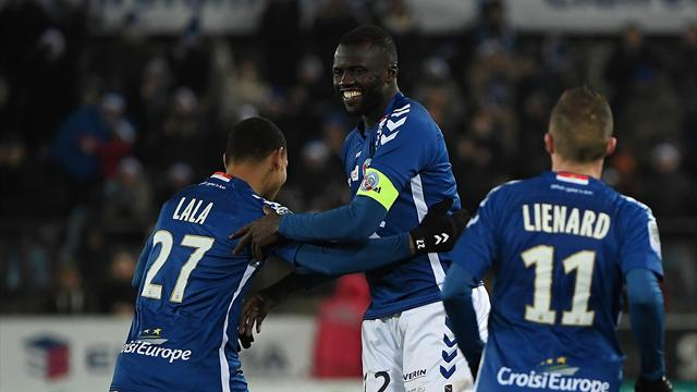 Strasbourg enchaine, Lille sombre, Metz gagne