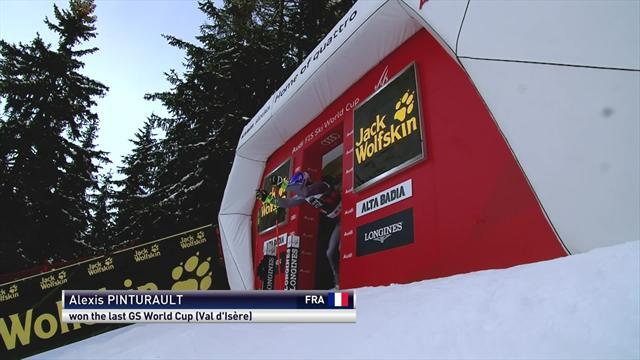 Géant (1re manche) : Hirscher en tête, Fanara dans le top 10