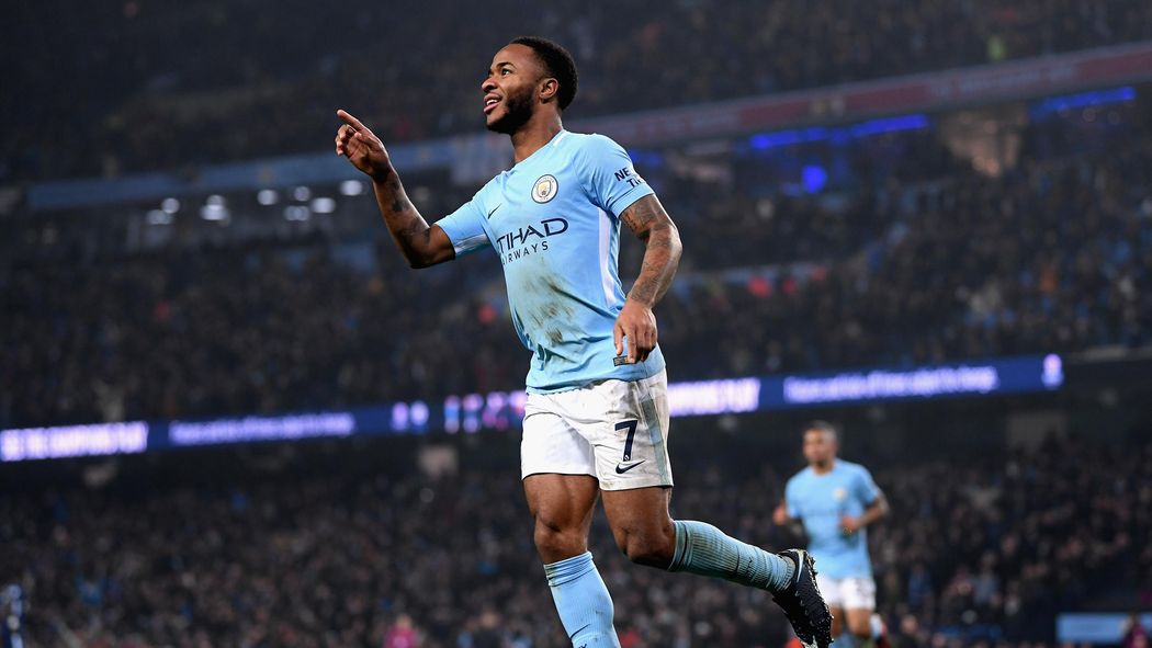 Raheem Sterling \'attacked and racially abused\' at Manchester City ...