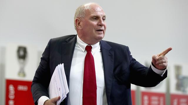 """""""Wahnsinn"""": Hoeneß wettert gegen """"Spiegel""""-Bericht"""