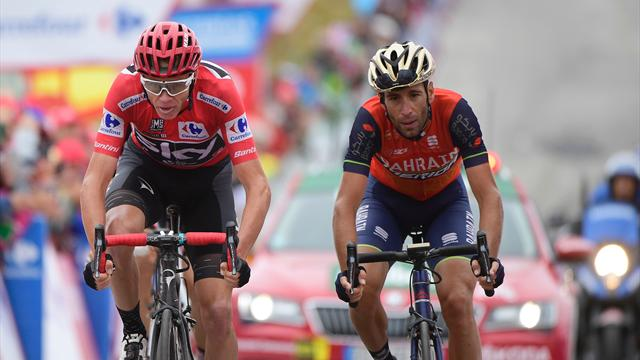 Nibali would not want Vuelta victory by default