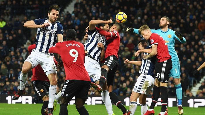 Image result for west brom vs man utd